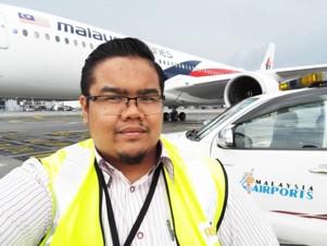 Muhammad Shazwan Hazim Bin Mohd Aznor | Diploma in Aviation Management