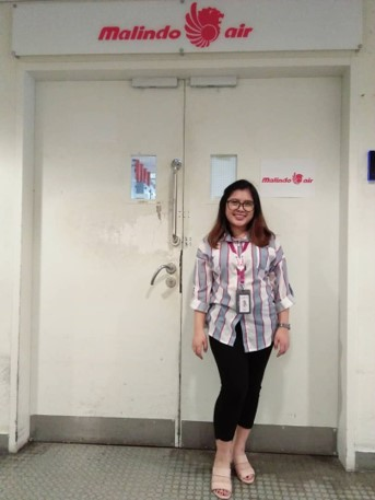 Eva Elviana Indan | Diploma in Aviation Management