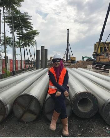 Sharina Nadia binti A.Ahmad | Diploma in Occupational Safety & Health