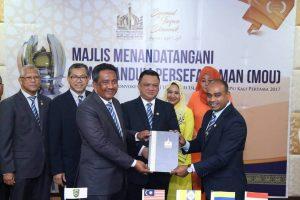 Read more about the article EMPAT INSTITUSI METERAI MOU DENGAN KUIPS